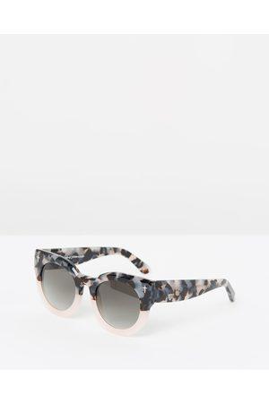 Valley A Dead Coffin Club - Sunglasses (Baby Tortoiseshell To Fade) A Dead Coffin Club