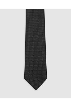 Buckle Wedding Tie & Pocket Square Set - Ties ( / ) Wedding Tie & Pocket Square Set