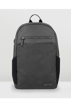 Travelon Metro Laptop Backpack - Bags (Heather ) Metro Laptop Backpack