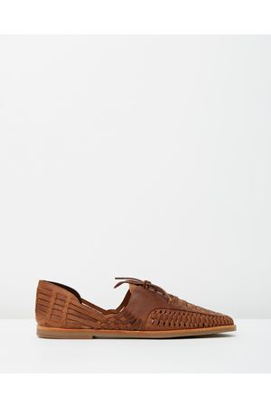 Urge Morocco - Casual Shoes (Mocha Oily Leather) Morocco