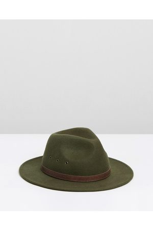 Billy Bones Club Jungle Fedora - Hats Jungle Fedora