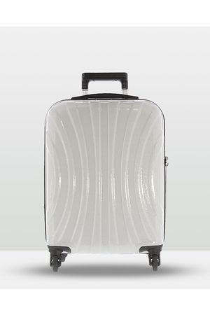Cobb & Co Toiletry Bags - Adelaide On Board Hardside Spinner - Travel and Luggage Adelaide On Board Hardside Spinner