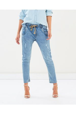 DRICOPER DENIM Active Jeans - Crop (Lighties) Active Jeans