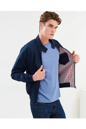 Ben Sherman Harrington Jacket - Coats & Jackets (Navy Blazer) Harrington Jacket
