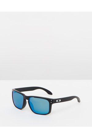 Oakley Holbrook Polarised OO9102 - Sunglasses ( & Prizm Sapphire Polarised) Holbrook Polarised OO9102