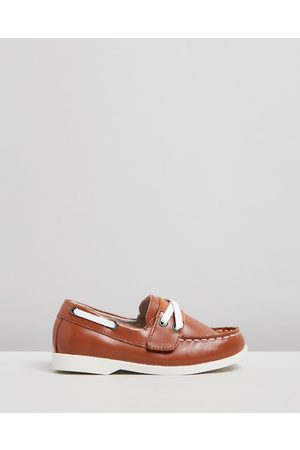Little Fox Shoes Richmond Loafers - Casual Shoes (Camel) Richmond Loafers