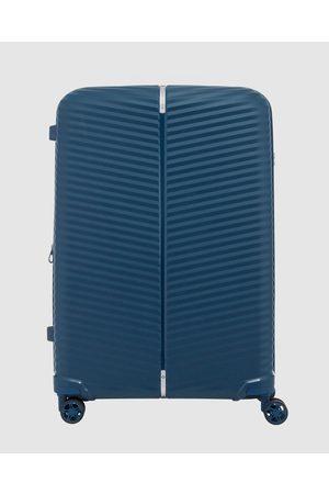 Samsonite Varro Spinner 75cm Case - Travel and Luggage (Peacock ) Varro Spinner 75cm Case