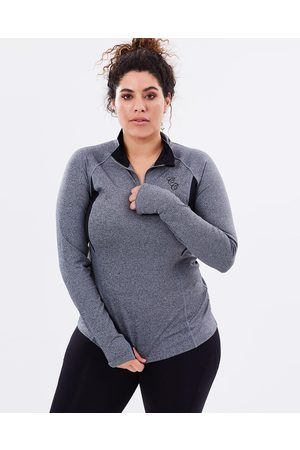 Curvy Chic Sports Summit Long Sleeve Top - Long Sleeve T-Shirts Summit Long Sleeve Top
