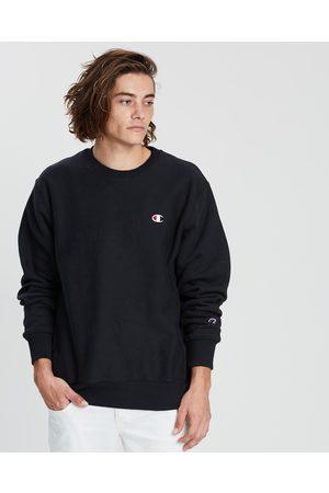 Champion Men Sweatshirts - Reverse Weave Crew Sweater - Sweats Reverse Weave Crew Sweater