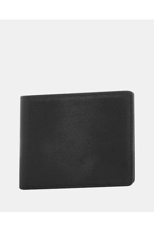 Buckle Wilbur RFID Leather Wallet - Wallets Wilbur RFID Leather Wallet