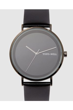TONY+WILL Lunar - Watches (GUN / / ) Lunar