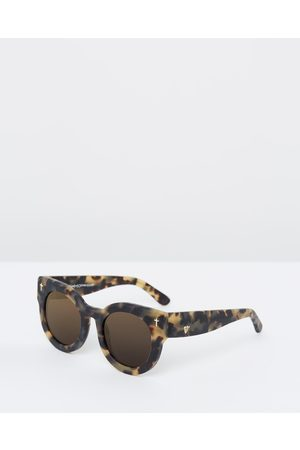 Valley Sunglasses - A Dead Coffin Club - Sunglasses (Matte Tortoiseshell) A Dead Coffin Club