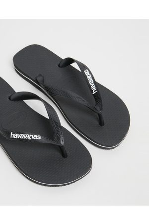 Havaianas Rubber Logo Unisex - All thongs ( & Glacial ) Rubber Logo - Unisex