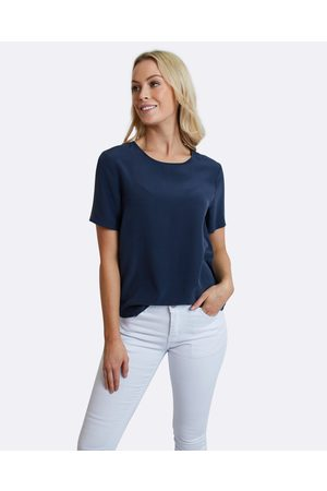 The Fable Deep Sea - Tops (Navy) Deep Sea
