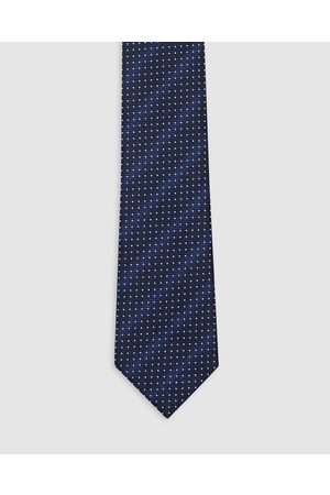 Buckle Speckled Tie & Pocket Square Set - Ties (Sky) Speckled Tie & Pocket Square Set