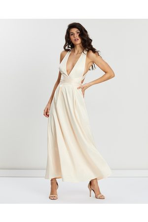 Loreta Day Dream Dress - Dresses (Champagne) Day Dream Dress