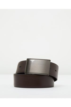 Yd. Williams Dress Belt - Belts (CHOCOLATE) Williams Dress Belt