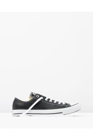 Converse Chuck Taylor All Star Leather Ox - Sneakers Chuck Taylor All Star Leather Ox