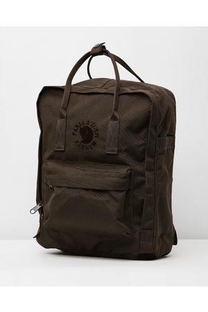 Fjällräven Re Kanken - Bags (Dark Olive) Re-Kanken