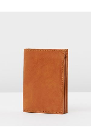Loop Leather Co Old Bill - Wallets (Mid Tan) Old Bill