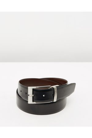 Ted Baker Connary Reversible Leather Belt - Belts Connary Reversible Leather Belt
