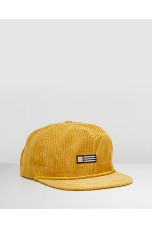 ONEBYONE Vex Snapback - Hats (Sand) Vex Snapback
