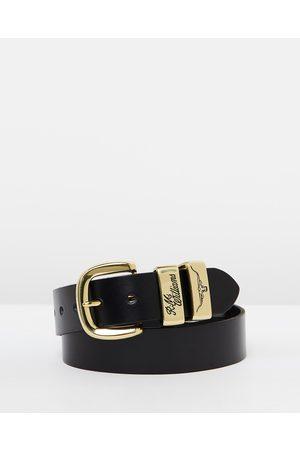 "R.M.Williams 1 1 2"" 3 Piece Solid Hide Belt - Belts 1 1-2"" 3 Piece Solid Hide Belt"