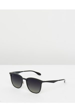 Ray-Ban Sunglasses - Highstreet RB4278 - Sunglasses ( & Gradient Dark ) Highstreet RB4278