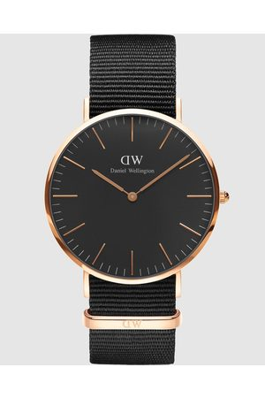 Daniel Wellington Classic Cornwall 40mm - Watches (Rose ) Classic Cornwall 40mm