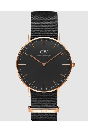 Daniel Wellington Classic Cornwall 36mm - Watches (Rose ) Classic Cornwall 36mm