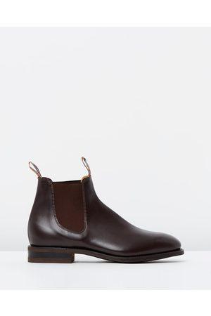 R.M.Williams Comfort Craftsman Boots - Boots (Chestnut) Comfort Craftsman Boots
