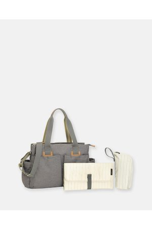 storksak Travel Shoulder Nappy Bag - Handbags Travel Shoulder Nappy Bag