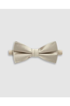 Buckle Wedding Bow Tie - Ties & Cufflinks Wedding Bow Tie
