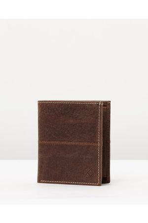 Stitch & Hide Bernard Wallet - Wallets (Dark ) Bernard Wallet
