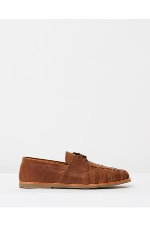 Urge Mister - Casual Shoes (Mocha Oily Leather) Mister