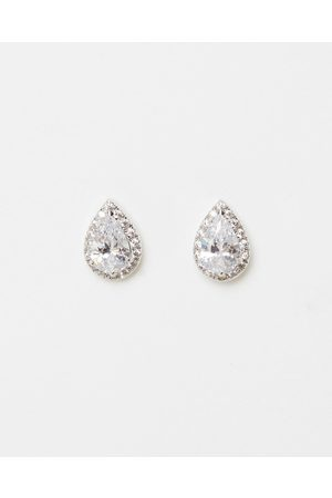 Stephanie Browne Mary Earrings - Jewellery (Rhodium) Mary Earrings