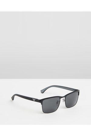 Emporio Armani Sunglasses - 0EA2087 - Square 0EA2087