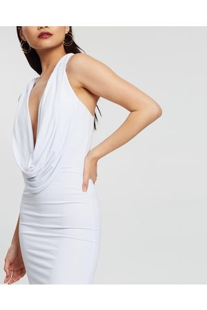 Loreta Drape Dress - Bodycon Dresses Drape Dress