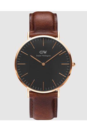 Daniel Wellington Classic St Mawes 40mm - Watches (Rose ) Classic St Mawes 40mm