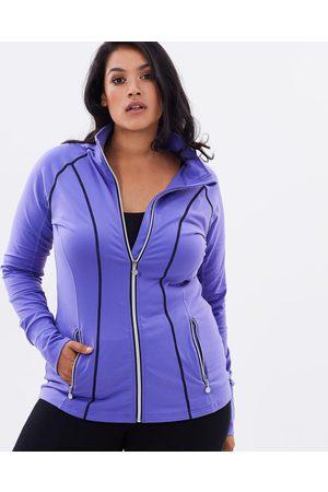 Curvy Chic Sports Bicheno Jacket - Sweats Bicheno Jacket