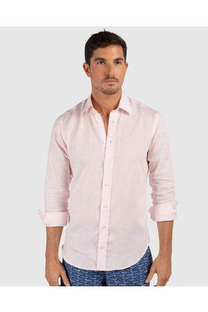 Tolu Australia Light Linen Shirt - Casual shirts Light Linen Shirt
