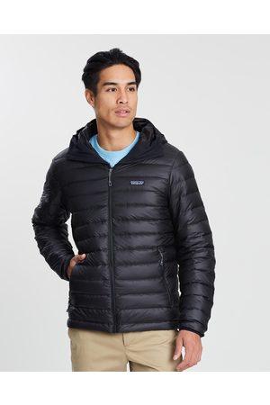 Patagonia Down Sweater Hoodie Men's - Coats & Jackets Down Sweater Hoodie - Men's