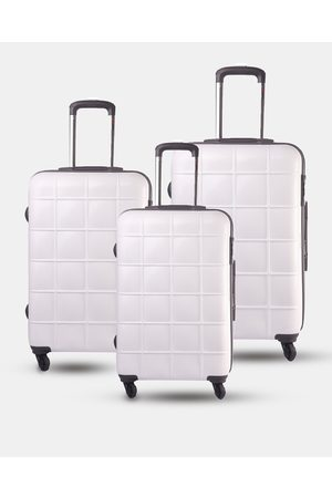 Echolac Japan Durban Echolac 3 Piece Set - Travel and Luggage Durban Echolac 3 Piece Set
