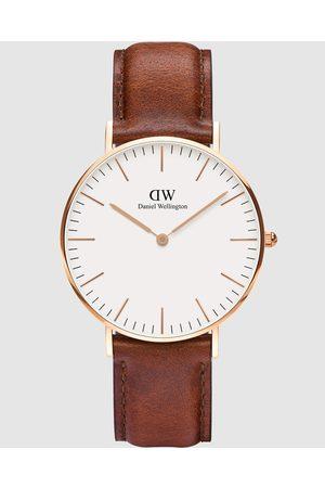 Daniel Wellington Classic St Mawes 36mm - Watches (Rose ) Classic St Mawes 36mm