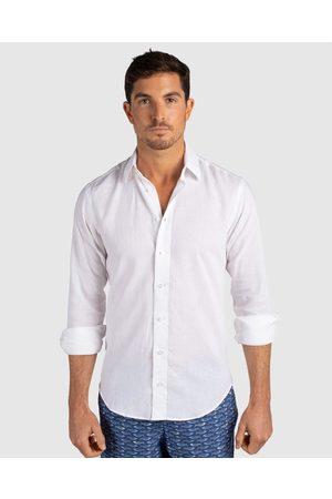 Tolu Australia Linen Shirt - Casual shirts Linen Shirt