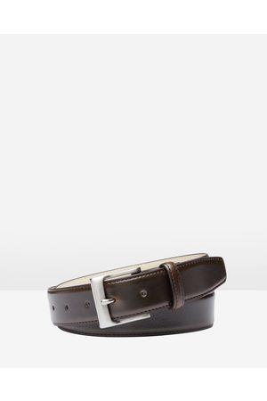 Buckle Men Belts - Rogue Deluxe Leather Belt - Belts Rogue Deluxe Leather Belt