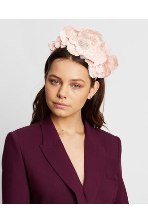 Max Alexander Large Flower Headband Fascinator - Fascinators Large Flower Headband Fascinator