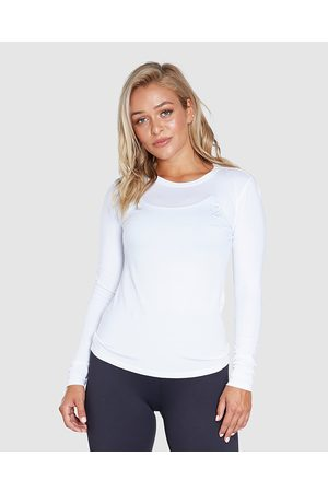 Muscle Republic Women Tops - Myla Fitted Long Sleeve Top - Long Sleeve T-Shirts Myla Fitted Long Sleeve Top