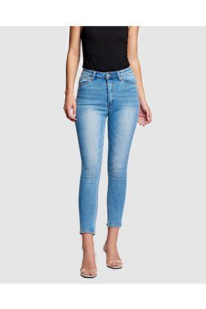 RES Denim Harrys Hi Skinny Crop Jeans - Crop (Light ) Harrys Hi Skinny Crop Jeans