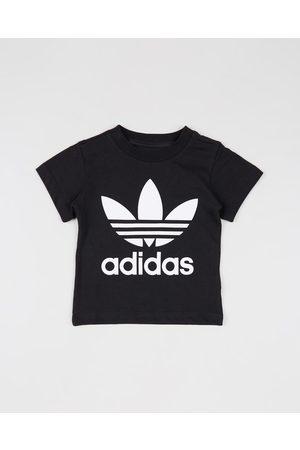 adidas Trefoil Tee Babies - T-Shirts & Singlets ( & ) Trefoil Tee - Babies